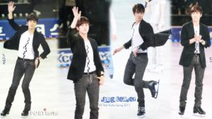 TVXQ YunHo - All That Skate by KNPRO