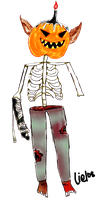 Halloween Contest Entry by liel08