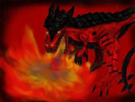 Diablo - Primal Rage by TheWiseWeirdProphet