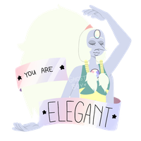 you are elegent * su by ghost8oy