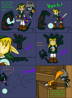 LoZ - Zant's hand by Rosey-Raven
