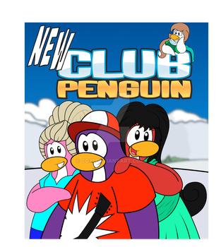 New Club Penguin - Cover by Cg21