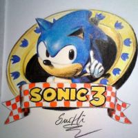 sonic 3 by SusHi182