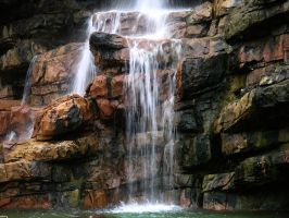 Waterfall Stock 10 by FairieGoodMother