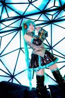 Hatsune Miku - Music World by nyaomeimei