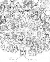 All the Homestuck by DemonsEatTheRainbow
