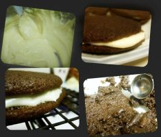 Simply Sinful Chocolate Cookie by Feffafee