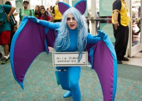 Zubat by EriTesPhoto