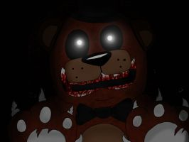 Five Nights At Freddys by Wolfdomo