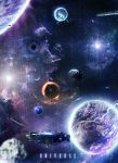 Universe by EmeSso