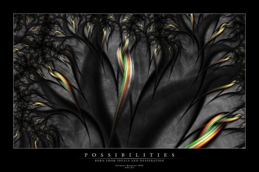 Possibilities by rougeux