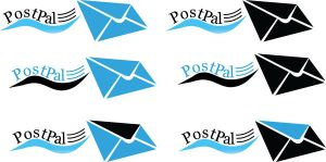 PostPal Logo 5 by aaronhockey
