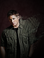 Dean Winchester Splatter by The-Light-Source