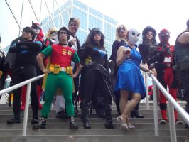 AX2014 - Marvel/DC Gathering: 083 by ARp-Photography
