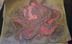 Octopus201507 by ChristeenaBean