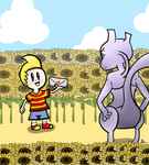 You're Not Going Alone Anymore, Mewtwo! by HashSlash