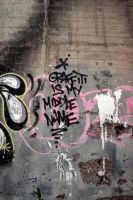 Graffiti is my middle name by xchingx