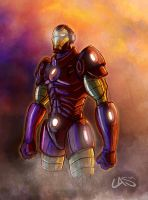 I AM Ironman by scissortail