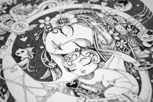 WIP: Mother and Child by bjornik