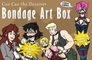 ART BOX #1 by caocaothedeciever