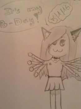 B-day ! by tiger-of-the-devil05
