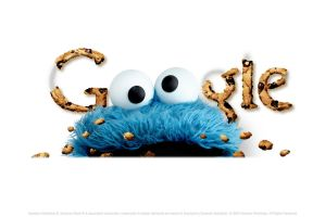 Google Cookie Monster by amazing25