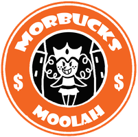 Morbucks by NuclearMime