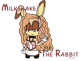 Milkshake the Rabbit by Iycecold