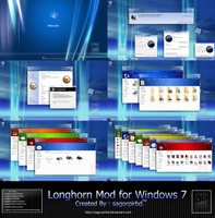 Longhorn Mod for Windows 7 by sagorpirbd