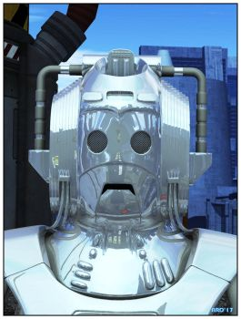 17-05-09 Cyberman by aldemps