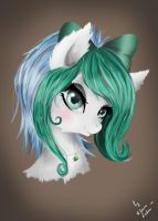 Comission: Peppermint by Wilvarin-Liadon