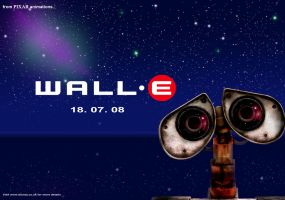 WALLE work by Dap1987