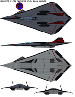 Xf-70  Panther 2 VF-154 by bagera3005