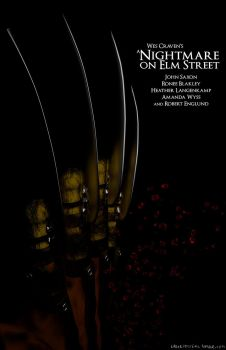 A Nightmare on Elm Street by Lafar88