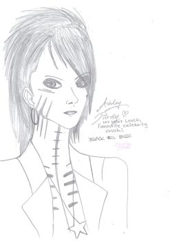 Ashley Purdy by LonelyChild-SC