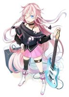 Vocaloid:IA 2nd by kgrnet