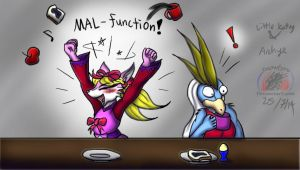 Malfunction!!! by Snowfyre