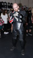 MCM London May 17 - 230 Mass Effect by cosmicnut
