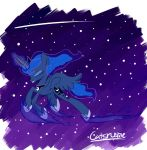 Luna Flying by catsrusme