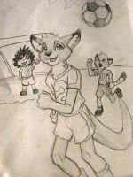 Soccer by TadCougar