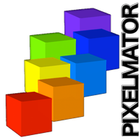 Pixelmator Replacement Icon by ddoss