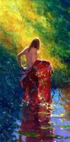 Peaceful Thoughts by robert-hagan