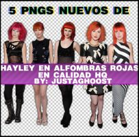 Pack de pngs alfombras rojas by justaghoost