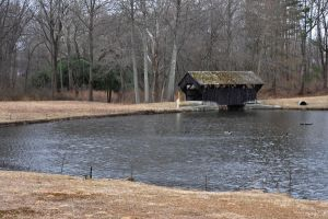 Covered Bridge Stock 2 by FairieGoodMother