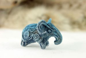 Elephant Totem by hontor