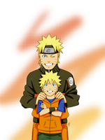 Naruto -YouCouldBecomeHokage.. by Renny08