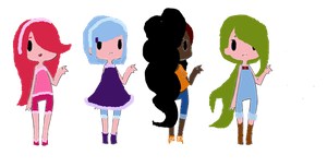 Adoptables 1 by Sydkitty13