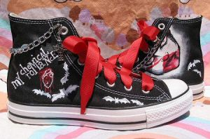 My Chemical Romance DIY 2 by Mooxey
