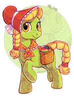 Zap Apple Season by KaceyMeg
