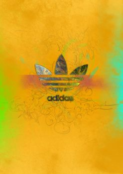Adidas Dream by blackiron